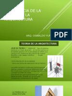 CLASE 4 QUE ES LA TEORIA DE LA ARQUITECTURA.pptx