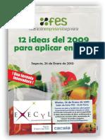 Resumen Charla 12 Ideas