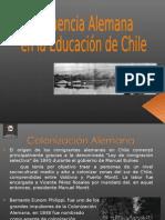 Educacion en Chilediertacion