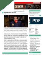 """Cierre de Iker_ """"La Nueva Censura Es Lo Políticamente Correcto"""""""