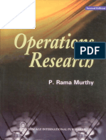 Operations Research- By P. Rama Murthy - 2nd Ed - [VelVsher].pdf