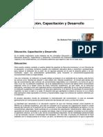 2 Educación, Capacitación y Desarrollo- Rvl