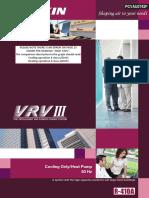 VRV III PCVAU0742F.pdf