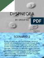 laporan sesak kelompok B2