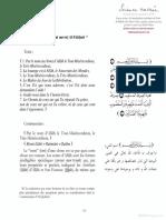 4. Celle Qui Ouvre Al Fatihah Les Interpretations Esoteriques Du Coran La Fatihah Et Les Lettres Isolees Qashani Trad. Michel Valsan Science Sacree Koutoubia 2009