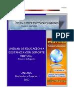 Unida Educacion a Distancia Salud Public Espoch