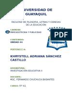 Unidad - 4 - Sanchez - Adriana