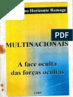 Multinacionais, A Face Oculta Das Forças Ocultas - Varderlino Horizonte Ramage