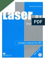 Laser B1 Teachers book.pdf