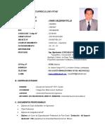 Resumen de Curriculum Vitae F