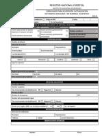 Formulario Inscripcion y Actualización Fuente Semillera