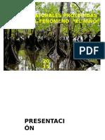 Anp y Fenómeno El Niño 2015