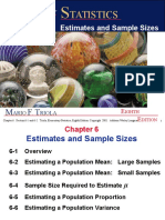 Chapter 6 Estimates and Sample Sizes.ppt