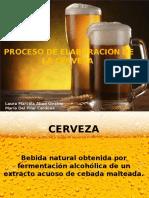 Proceso de Elaboracion de La Cerveza