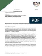 Schreiben MO Neustrukturierung Leistungssport und Spitzensportförderung[1]