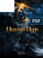 Artbook Heavens Hope ENGLISH