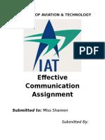 Effective Communication.docx