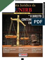 Revista Jurídica da UNIRB - O Direito Contemporâneo em Debate - Nov. 2010