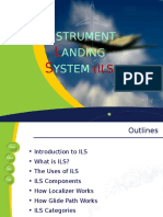 INSTRUMENT LANDING SYSTEM.ppt