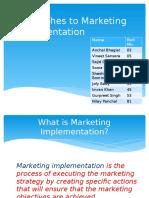 approachestomarketingimplementation-130310131226-phpapp02
