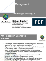 L07 Knowledge Strategy I