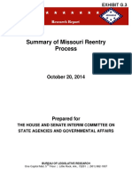 ExhibitG3-Missouri Reentry Process
