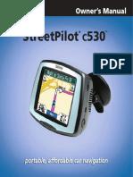 Garmin StreetPilot c530 Owners Manual (1)