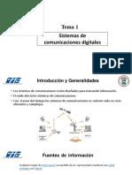 Cap I Sistemas de Comunicaciones Digitales