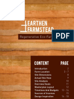 Earthen Farmstead Master Plan