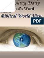 Biblical World View October 2016