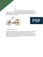 La Bicicleta de Da Vinci