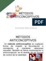 MÉTODOS  y control prenatal.pptx