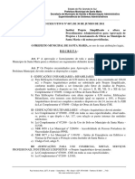 Decreto Executivo 0672011 Analise Simplificada
