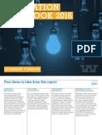 Warc Innovation Case Book 2016 - Summary v04