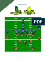 EDF Regras FutebolAmericano Glossario