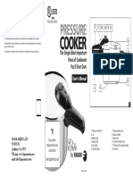 Elite Pressure Cooker Manual