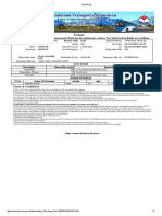 Ticket Print