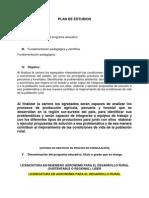 03 Plan de Estudios LIDER