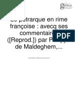 ###Philippe de Maldeghem (1)