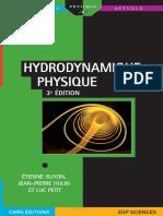 Hydrodynamique Physique 3 1