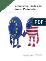 TTIP trabajo