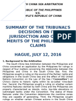 PERMANENT COURT OF ARBITRATION-SOUTH CHINA SEA.pptx