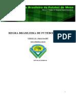 EDF Regras FutebolDeMesaOuDeBotao Regra-1toque-Disco Baiana 2007
