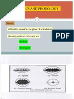 English Vowel Phonemes