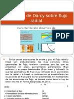 Ecuación de Darcy Sobre Flujo Radial