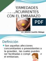 enfermedades embarazp