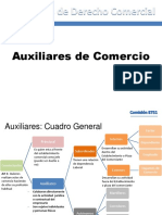 15. Auxiliares de Comercio - Cuadros. Andrés Aguiar