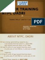 new ntpc