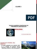 Clase 2. Ecologia