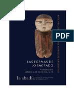 Simbolismo del jaguar en el arte precolombino del Noroeste de Argentina